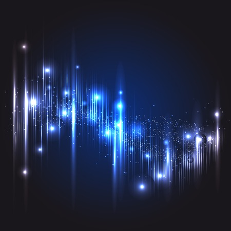 dance and electronic: light Equalizer