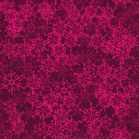 basis under the background. Geometry pattern for your design Vector