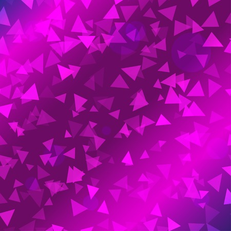 designe: Abstract triangle mosaic. Background design