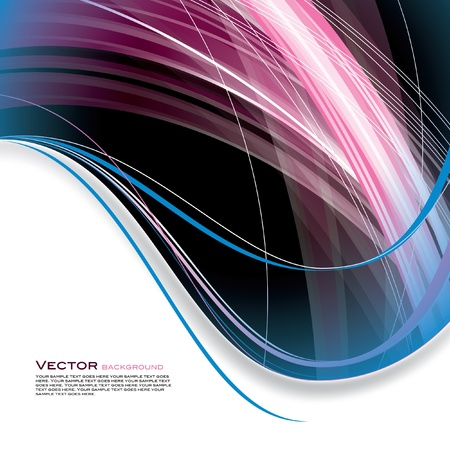 Abstract Vector Background. Eps10 Format. Vector