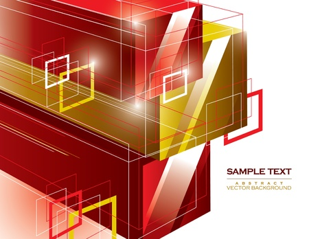 Abstract Vector Background. Eps10 Format. Stock Vector - 11871658