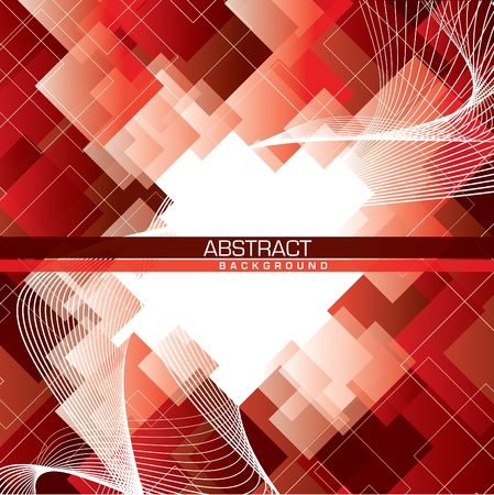 diamond shape: Abstract Vector Background. Eps10 Format.