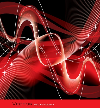 Abstract Vector Background. Eps10 Format. Banque d'images - 12301595