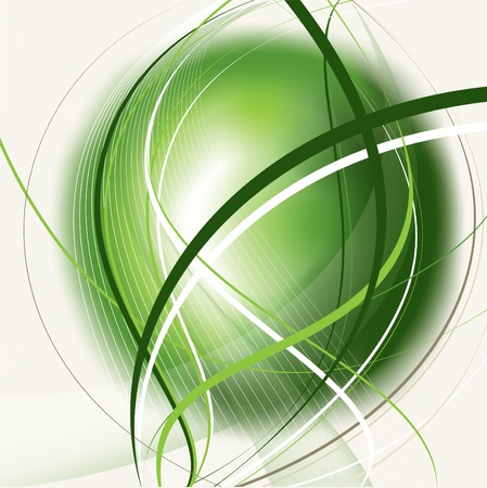 green lines: Background.