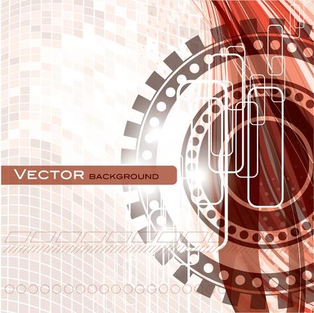 Vector Background. Stock Vector - 12801163