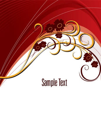 Achtergrond Stock Illustratie