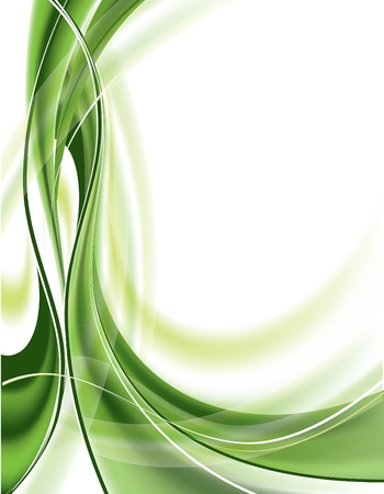 green environment: Vector Background. Eps10 Format.