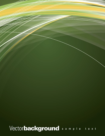 Abstract Vector Background. Eps10.