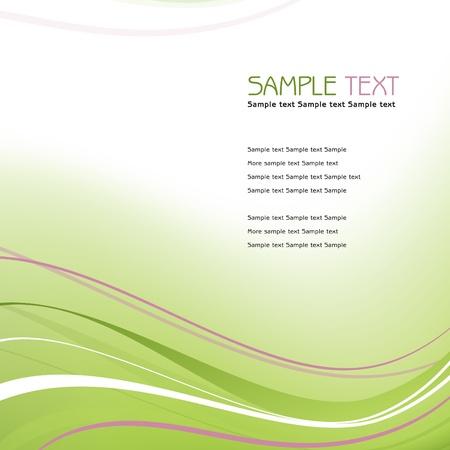 抽象的なベクトルの背景 Eps10