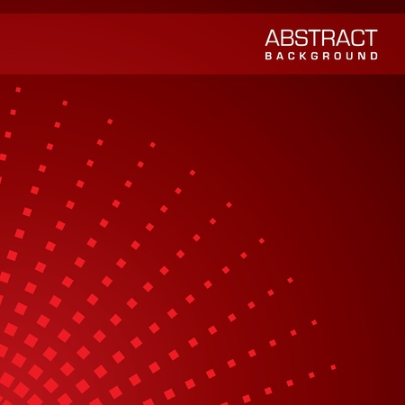 red wallpaper: Abstract Vector Background