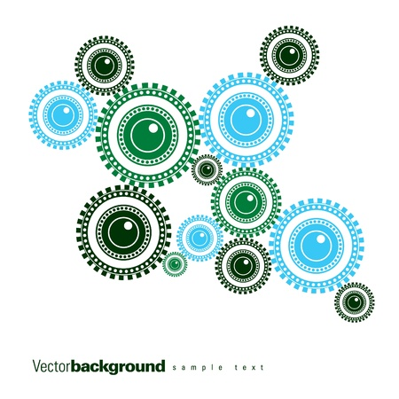 dag: Vector Background