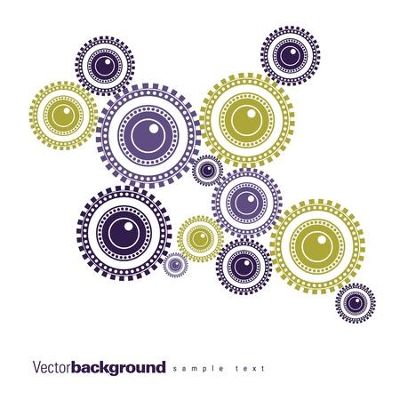 Vector Background Foto de archivo - 13050164