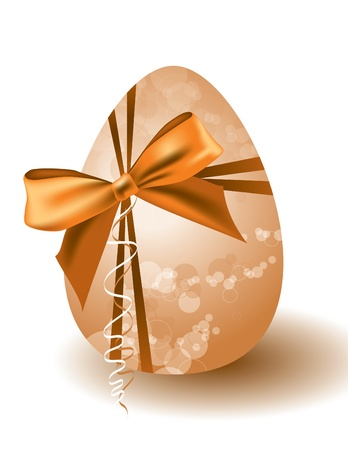 Easter Egg  Vector Illustration  Stock Vector - 13050893