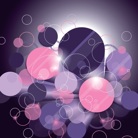 Abstract Vector Background   Stock Vector - 13107053