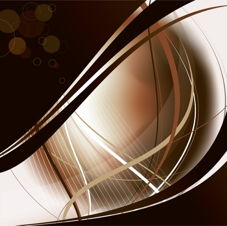 brown: Abstract Vector Background