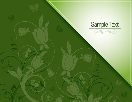Abstract Vector Background Stock Vector - 13107157