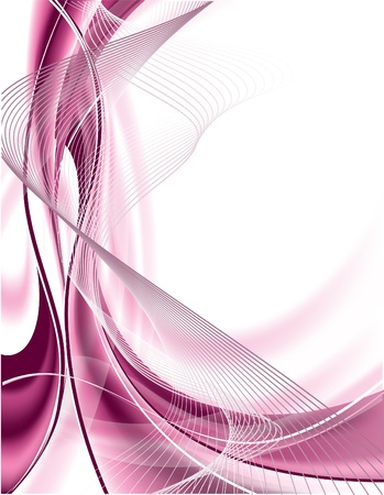 white silk: Abstract Vector Background