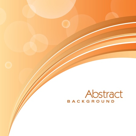 web template: Vector Background  Abstract Illustration
