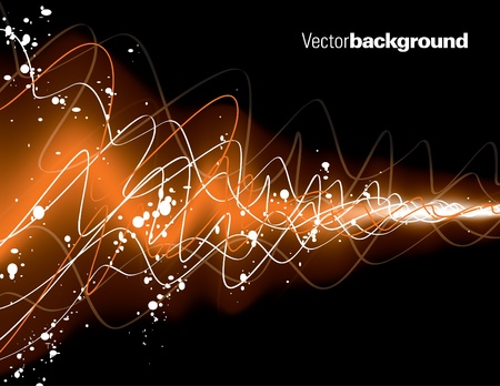 Abstract Vector Background  Eps10  Ilustrace