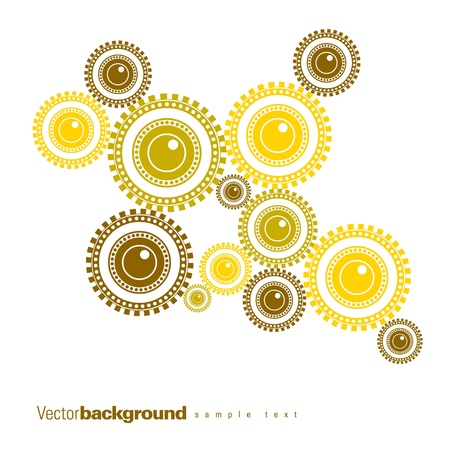 dag: Abstract Vector Background  Eps10  Illustration