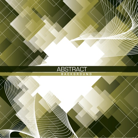 Abstract Vector Background  Eps10  Çizim