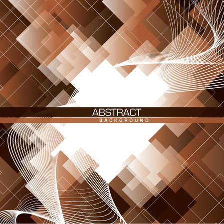 Abstract Vector Background  Eps10  Ilustração