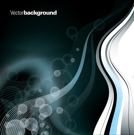 gray: Vector Background  Abstract Illustration