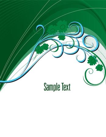 Vector Background  Eps10 Format  Ilustração