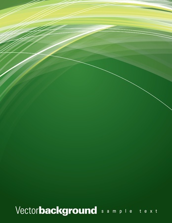 green environment: Abstract Vector Background  Eps10  Illustration