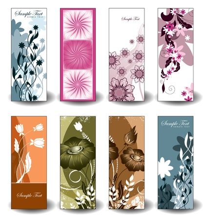 swill:  Floral Banners