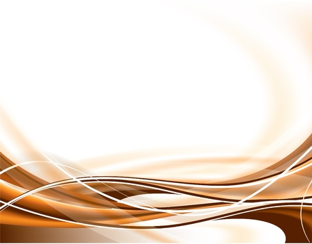 brown swirl: Abstract   Background    Illustration