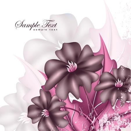 petal: Floral Background