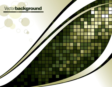 dark olive: Abstract Background