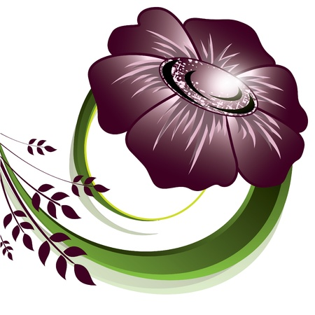 Flower   Illustration  Vector