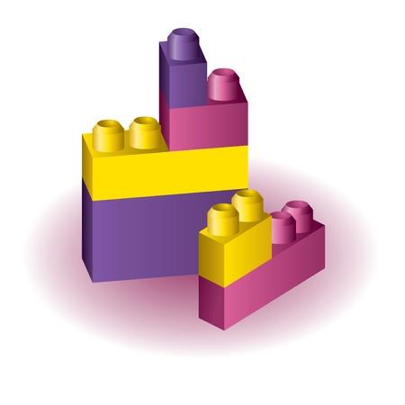 toy blocks: Toy Blocks Illustration   Illustration