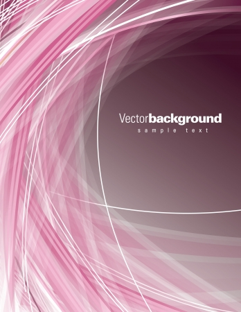 pink swirl:   Background