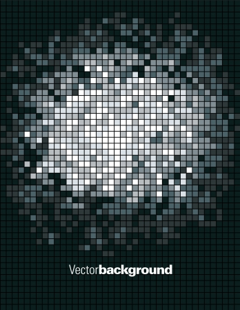 virtual: Abstract Background