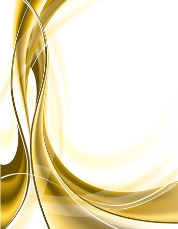 golden frames: Abstract Background
