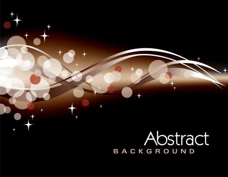 Abstracte achtergrond vectorillustratie Stock Illustratie