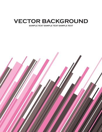lineas rectas: Vector ilustración de fondo abstracto