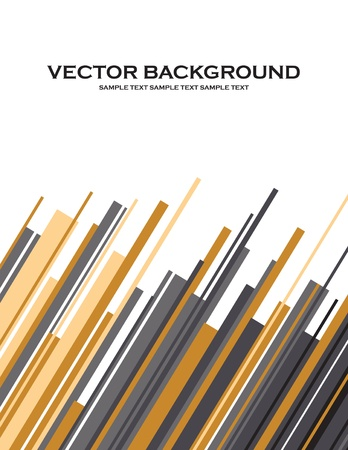 lines: Vector Background