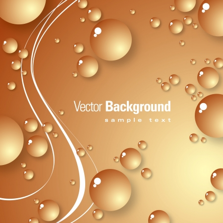 photo realism: Vector Background