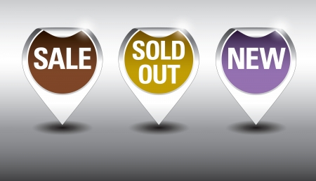 sold out: Round Labels or stickers for sale, new and sold out items