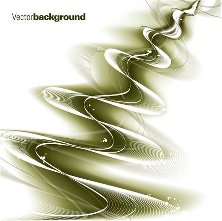 dark olive: Vector Background  Abstract Illustration