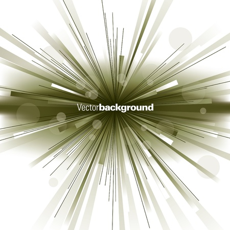 Vector Background  Abstract Illustration Stock Vector - 14633821