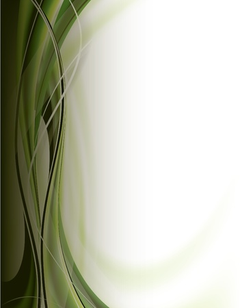 olive green: Vector Background  Abstract Illustration