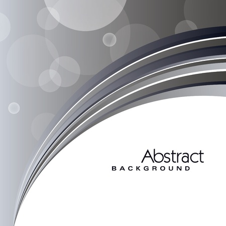 gray: Background  Abstract Illustration