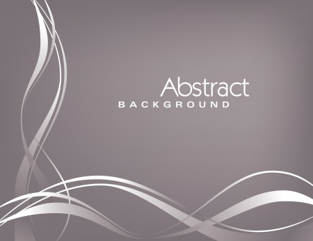 silver background: Abstract Background