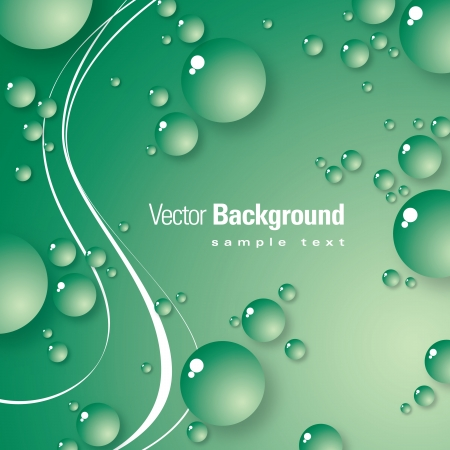 Abstract Background Stock Vector - 14871736