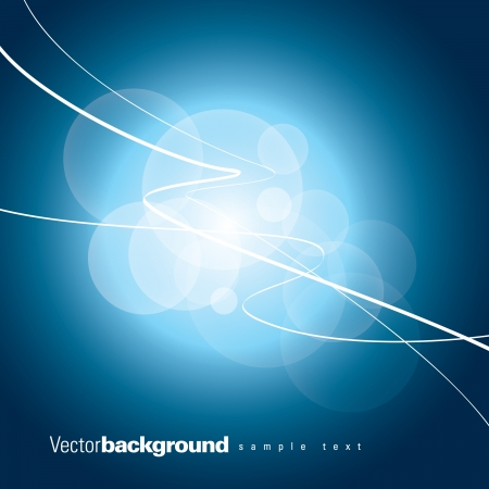 effect: Abstract Vector Background